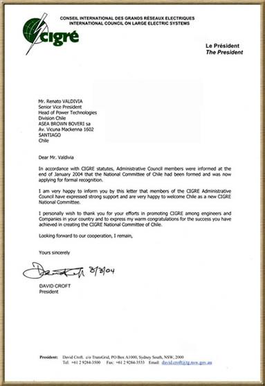 cartapresidente